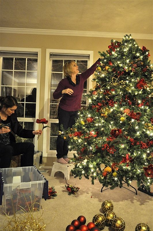 Astonishing Where To Put A Christmas Tree Gallery - Best idea home .