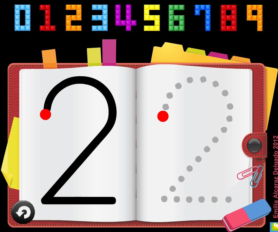 Estos han sido algunos de los juegos que hemos utilizado en clase para identificar, diferenciar y aprender a escribir los números. El prime...