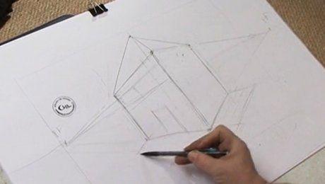 Envie d\'apprendre à dessiner en perspective comme un pro de l ...