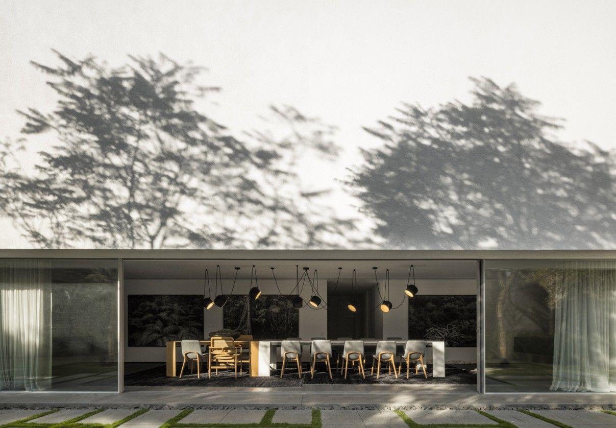 Open layout house concept by studio mk27 - Studio Mk27 Marcio Kogan