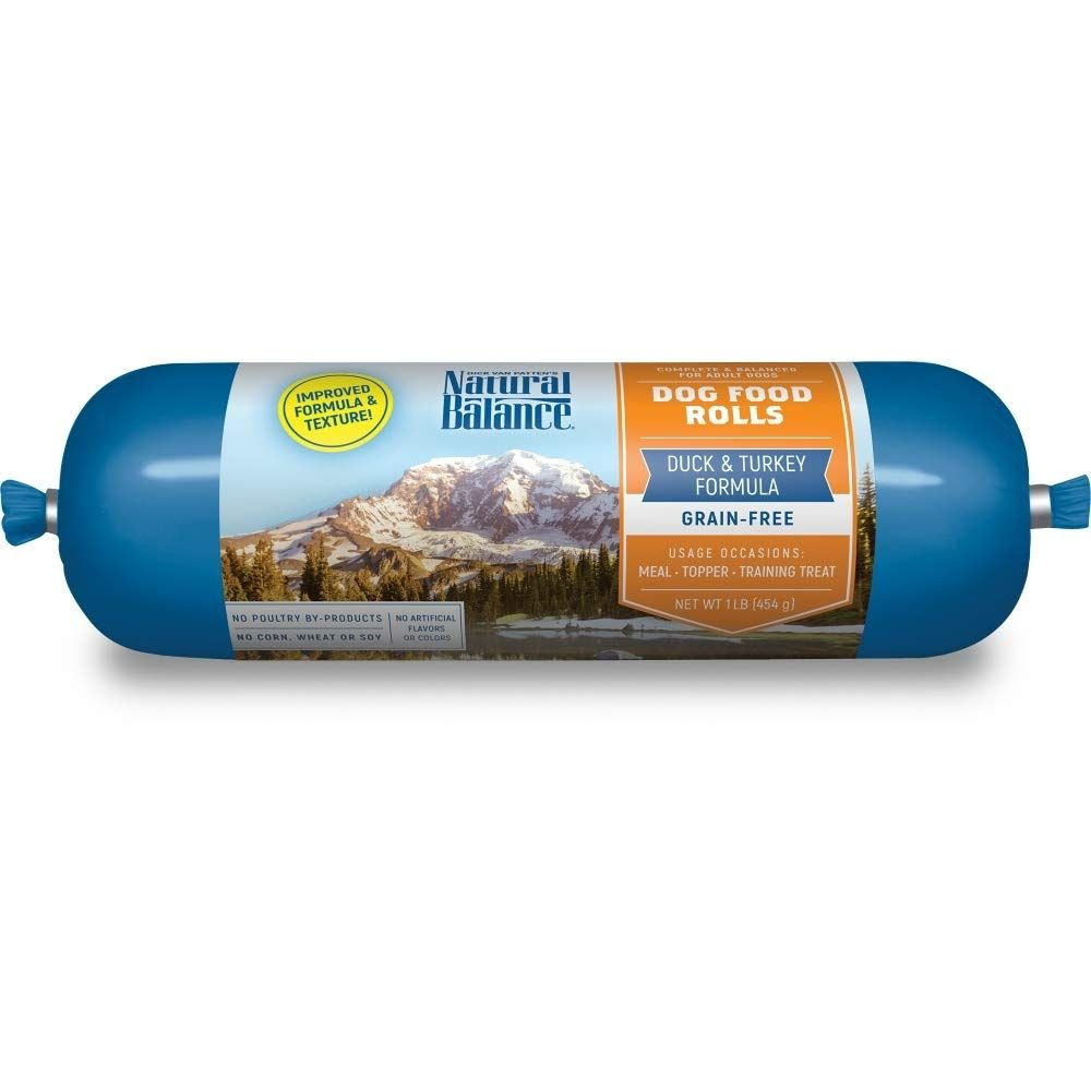Natural Balance Duck And Turkey Formula Roll Want To Know More