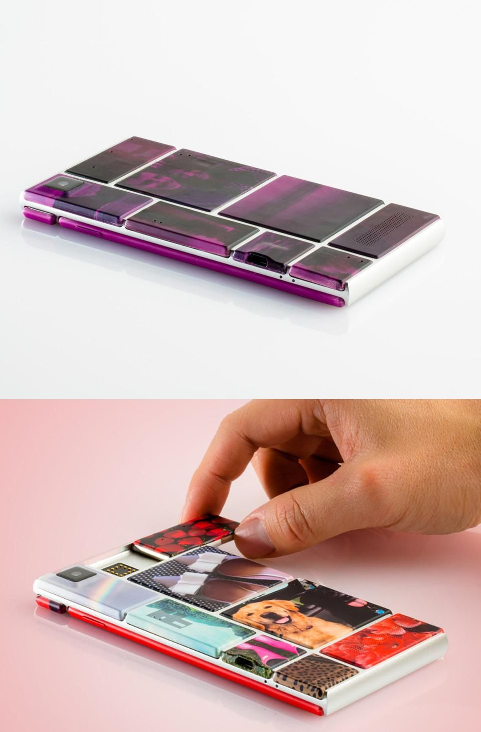With Google's modular Project Ara, you can create the perfect phone, personalized just for…