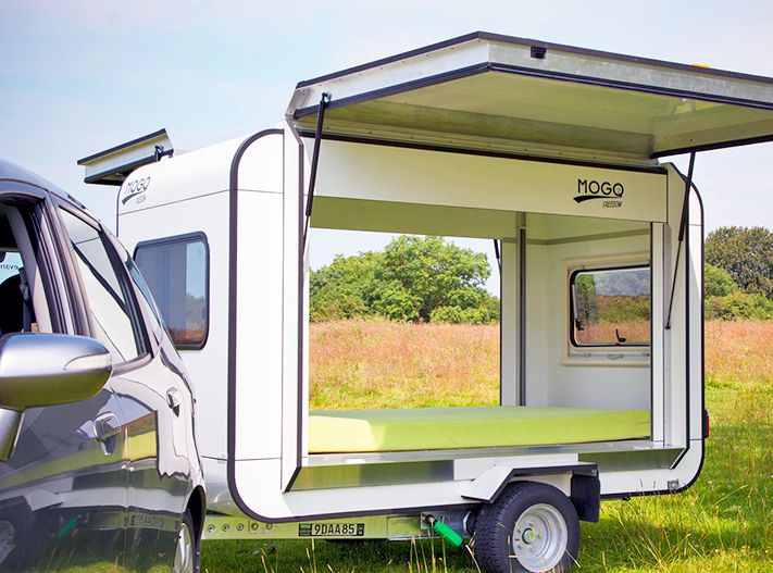 How to build your own ultra lightweight Micro Camper Teardrop