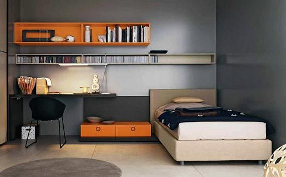 small bedroom layout | Ideas to remodel the bedroom | Pinterest ...