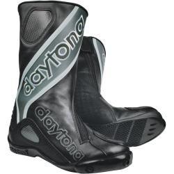 Photo of Daytona Evo Sports Motorcycle Boots Black Gray 42 Daytona