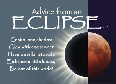 Beauty Advice From An Eclipse Glow With Excitement Your True