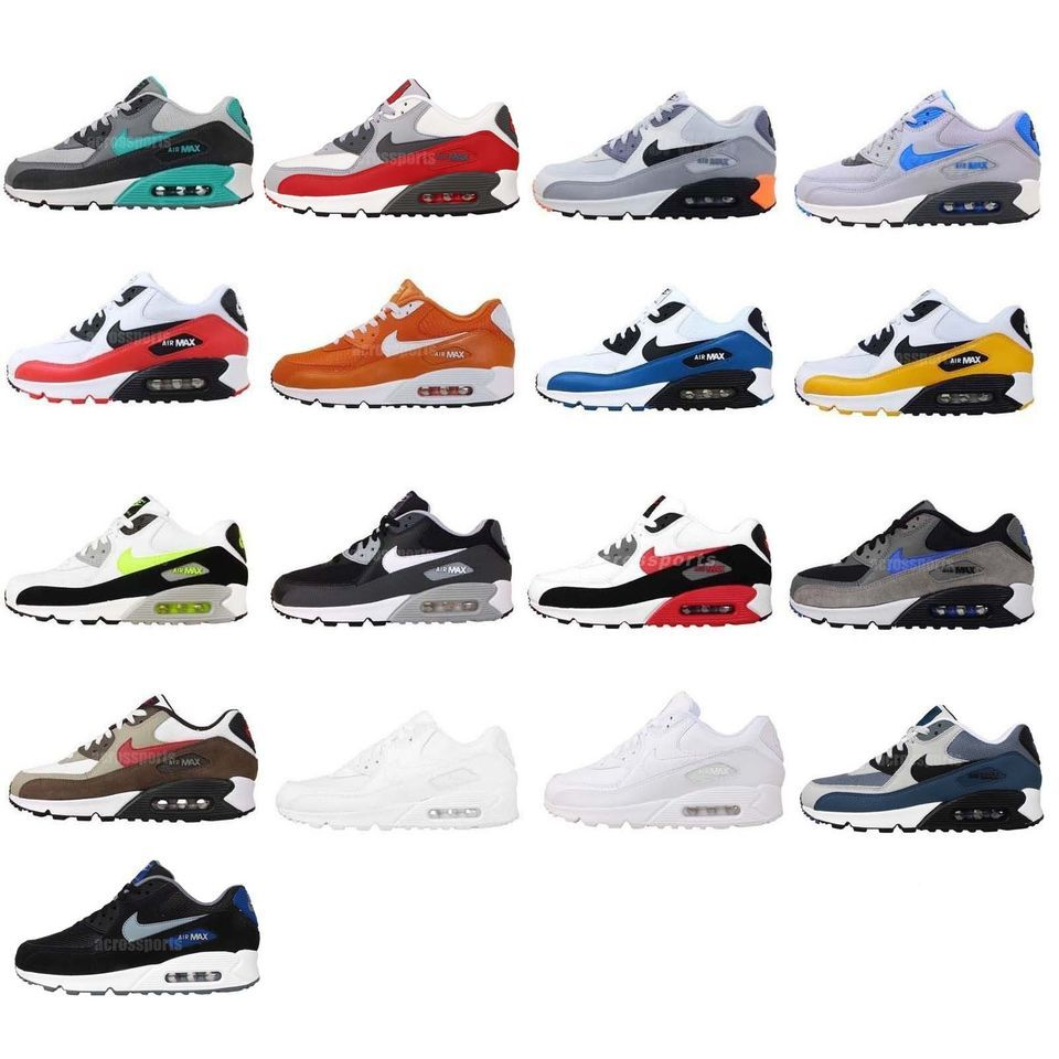 Nike Air Max 90 Essential Mens NSW Running Casual Shoes