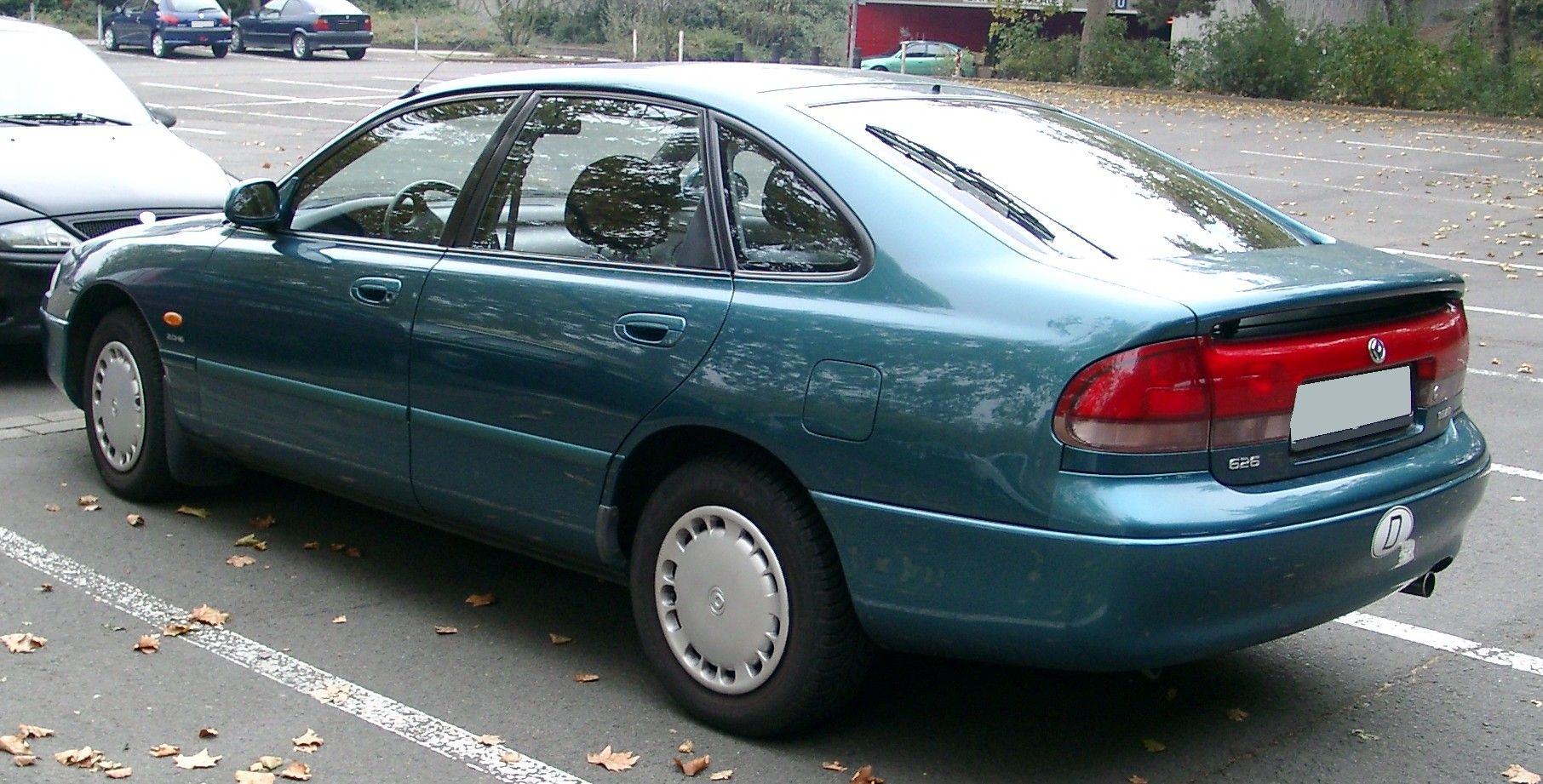 History of the Mazda Cappella model