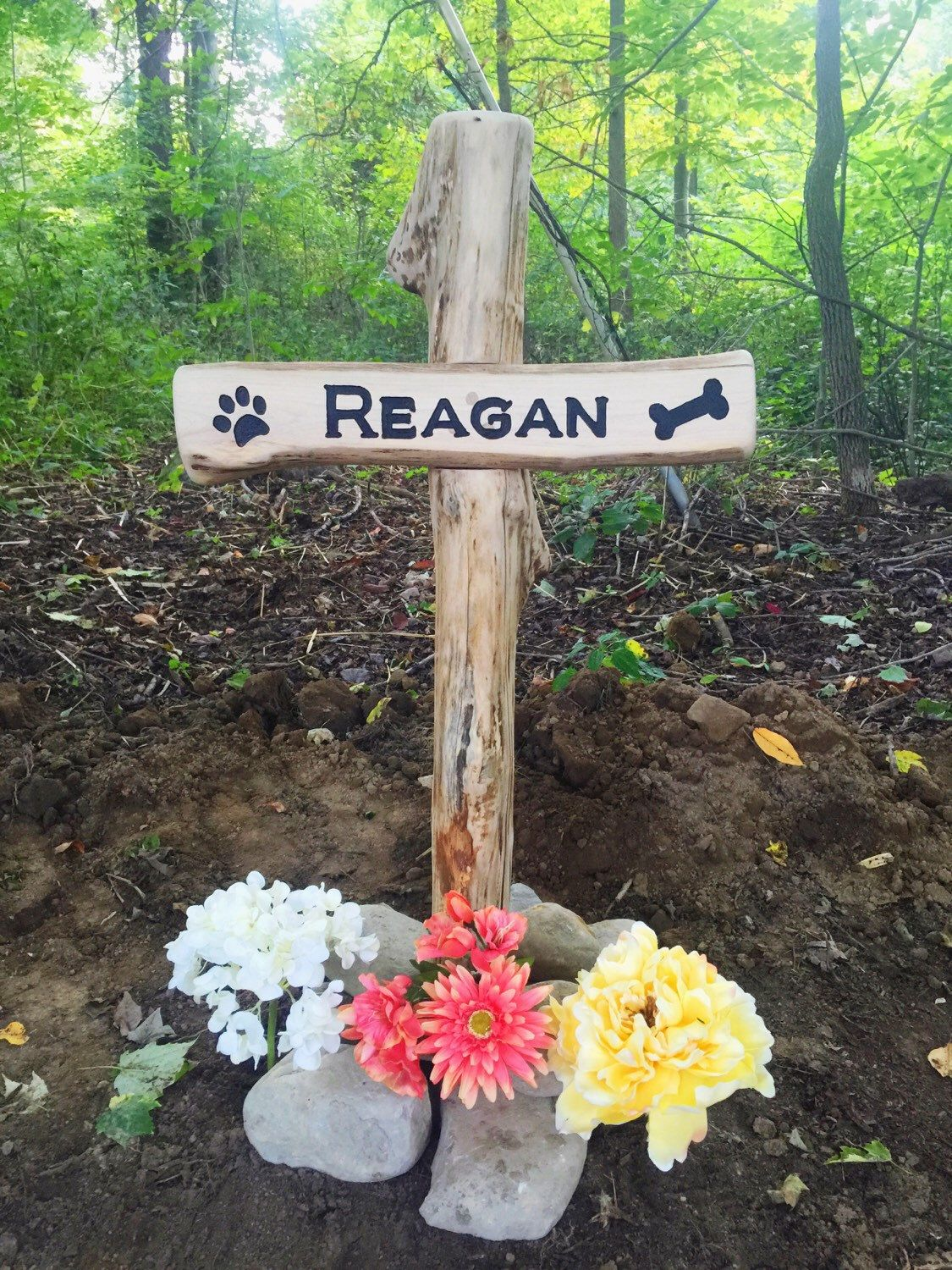 Pin By Smitty S Boys Hardwoods On Memorial Pet Grave