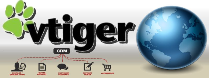 vTiger CRM- What it Brings for Every Industry Verticals