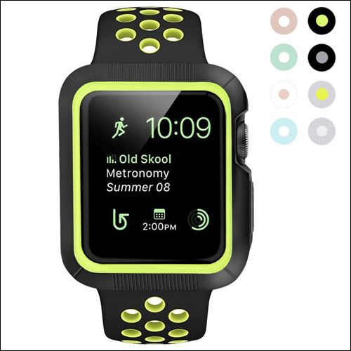 Best Apple Watch Sports Bands For Series 5 4 3 And 2 In 2020 Apple Watch Case Best Apple Watch Apple Watch Silicone Band