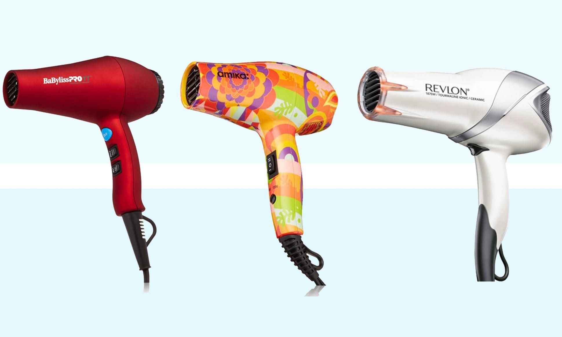 The 5 Best Tourmaline Hair Dryers Tourmaline Hair Dryer Hair Dryer Best Hair Dryer