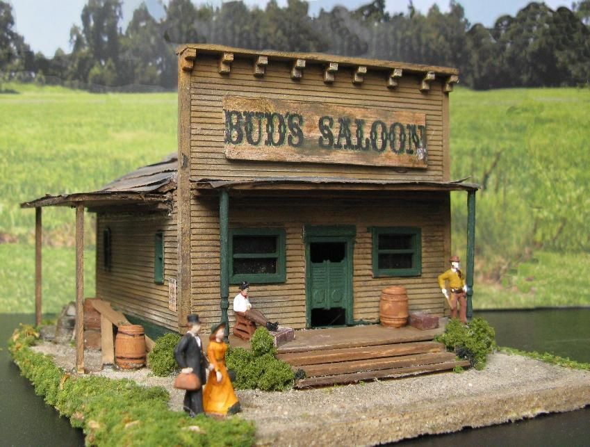 Sold Structures | Ho railroad structures | Ho scale buildings