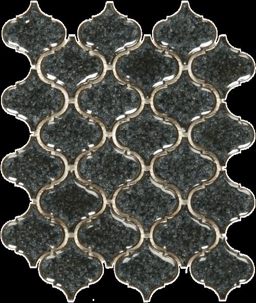 Gltile Mosaics Barossavalleyle Arabesque Blueberry Tile Encounters Ventura