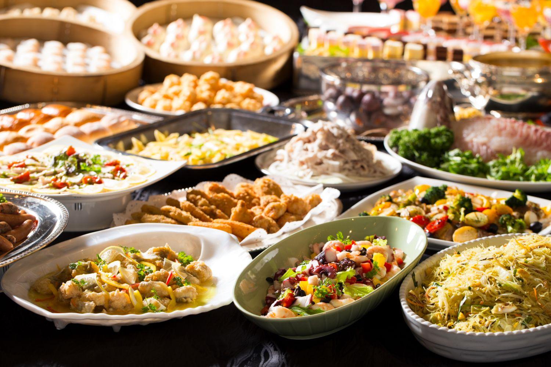 ディナーバイキング 食べ物のアイデア ディナー 料理