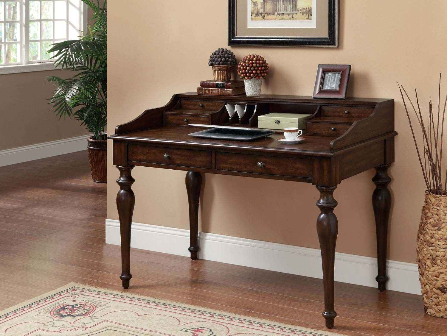 Small Writing Desk With Hutch Guest Decorating Ideas Check More At Http