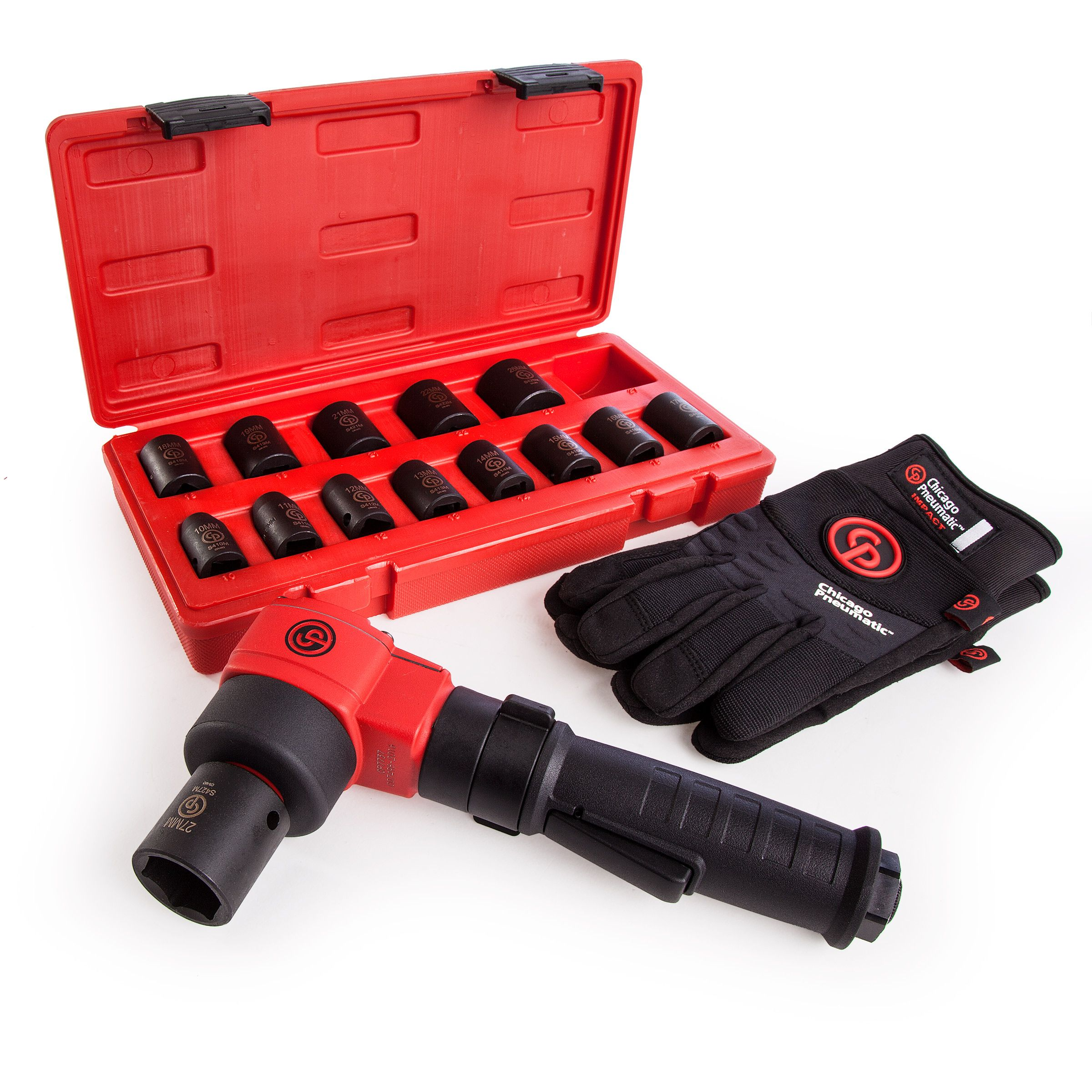 Chicago Pneumatic CP2755 Screwdriver High Speed Direct
