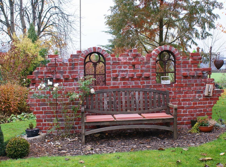 Mauer Aus Alten Ziegelsteinen Hausgarten Net Mauer Aus Alten Ziegelsteinen Hausgarten Net Fantastisc Ziegelsteine Landschaftsbau Mit Steinen Gartenmauern