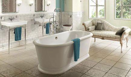 Der viktorianische Stil könnte auch in Ihrem Haus zum Leben erwachen. Besuchen Sie uns auf www.yesbadezimmer.de