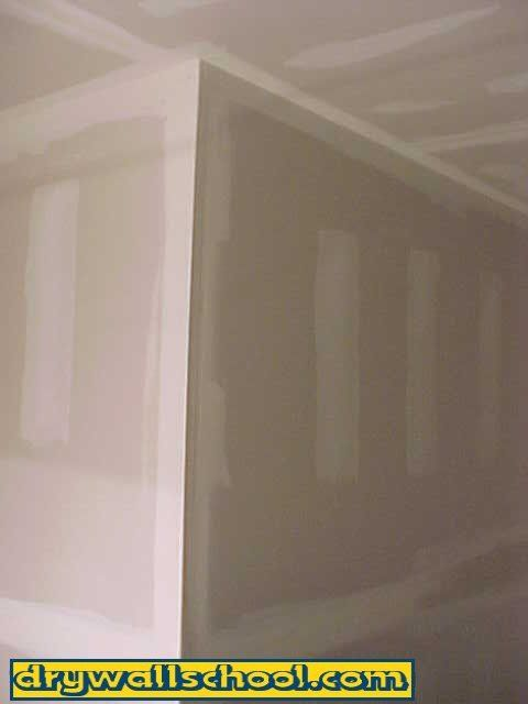 How To Coat Cornerbead On Drywall Home Improvement Projects Home Repairs Diy Home Improvement
