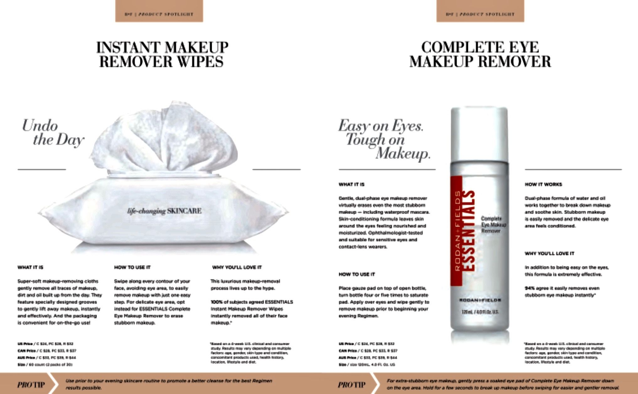 Makeup remover wipes image by Heidi Holtzclaw Rodan