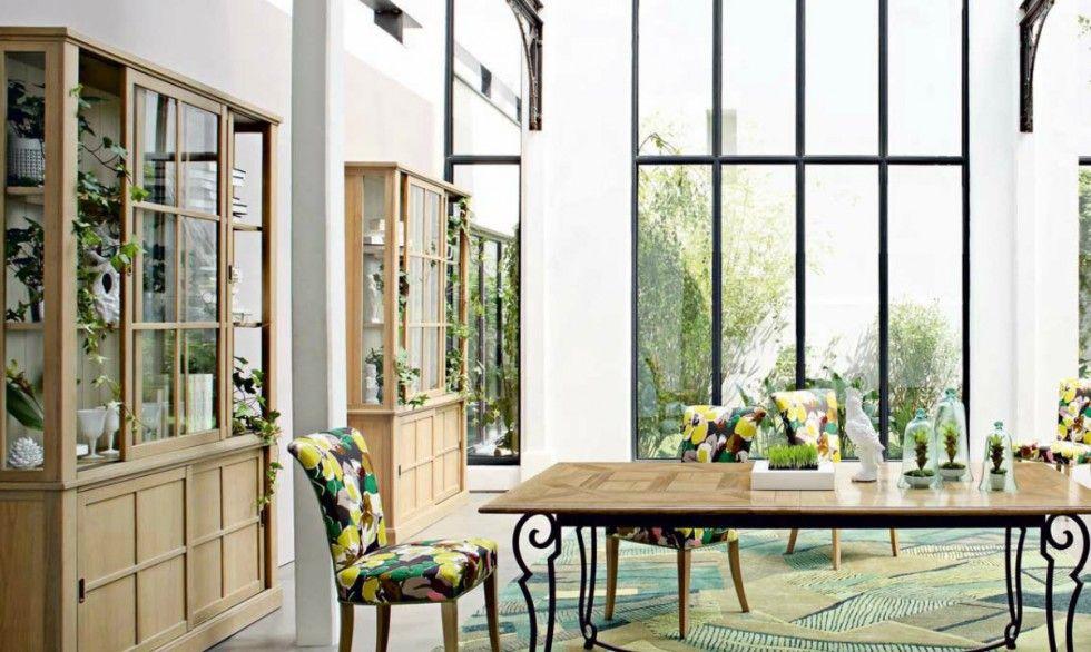 table et chaises salle a manger roche bobois | sejour | Chaise salle ...