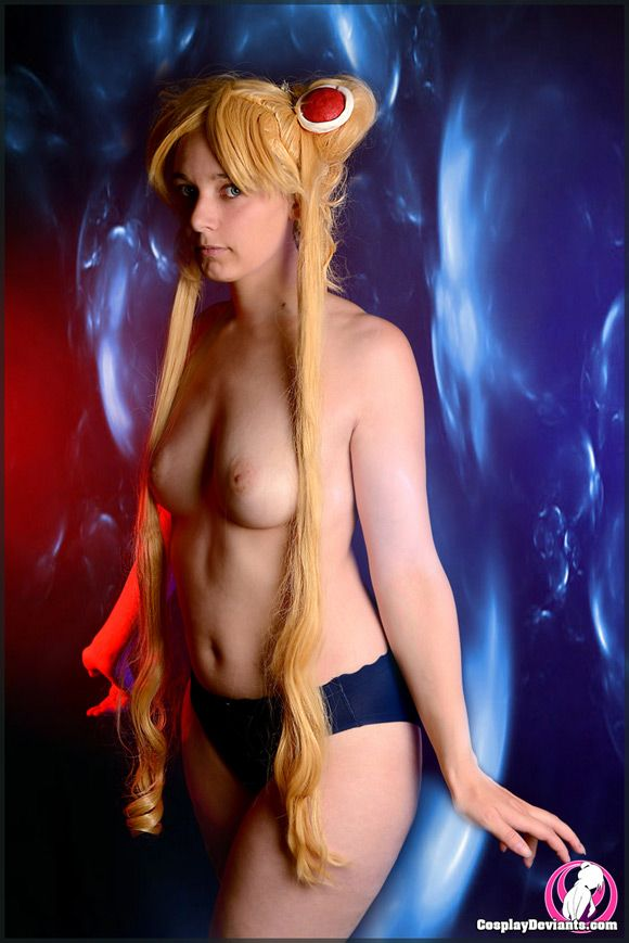 sailor moon nude
