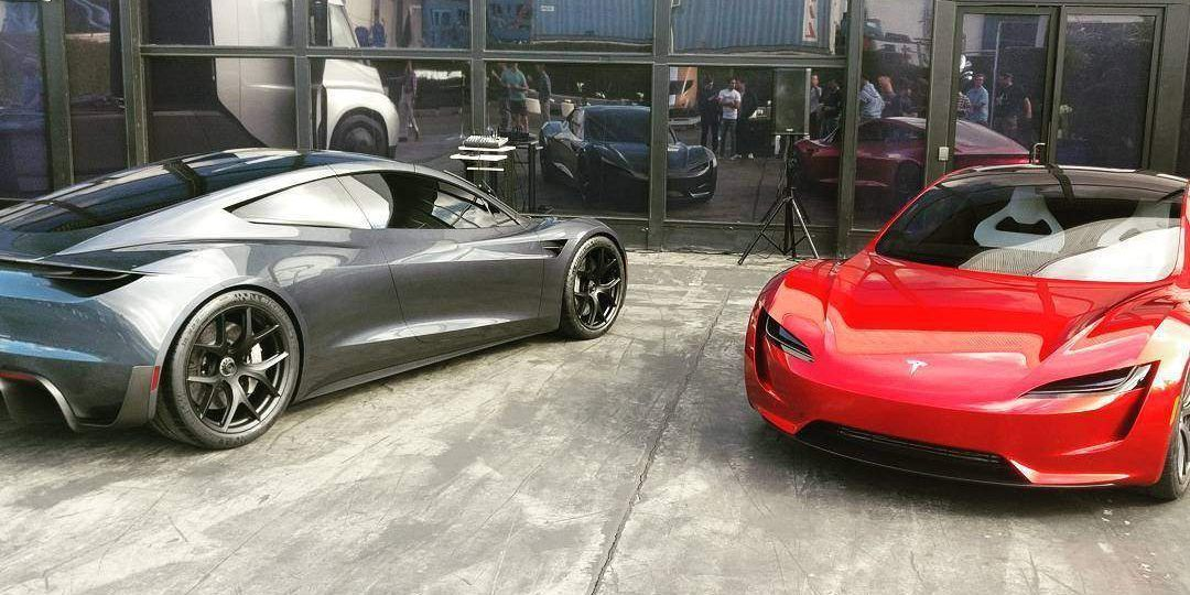 Tesla's New Roadster to come in 2021, Elon Musk says will ...