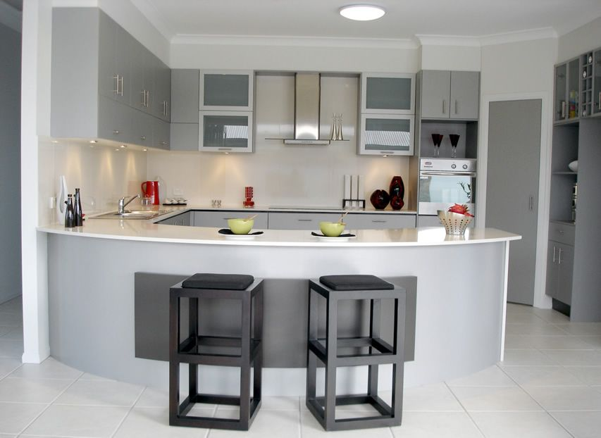 25 U Shaped Kitchen Designs Pictures Kitchen Design Open Open