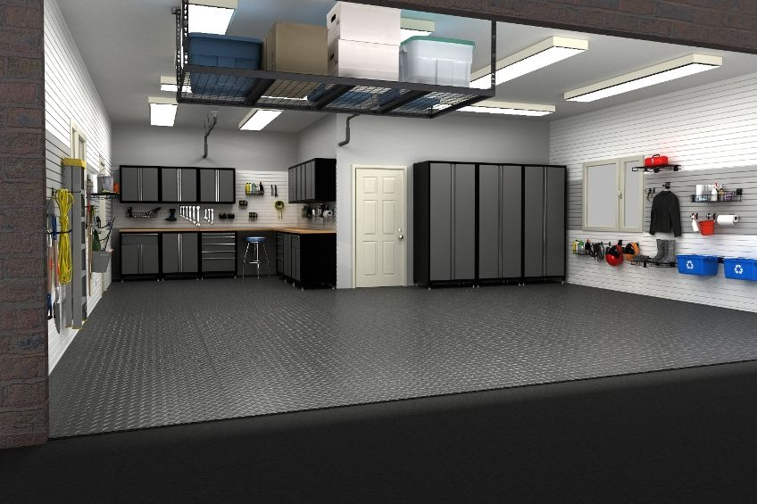 Organized Garage Garage Design Garage Interior Garage Organization Systems