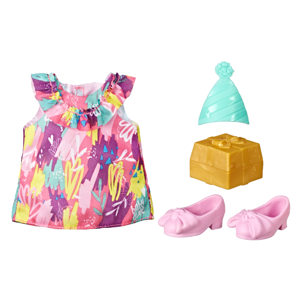 Baby Alive Little Styles Birthday Party Outfit For Littles Dolls Walmart Com In 2020 Baby Alive Baby Alive Dolls Birthday Party Outfits