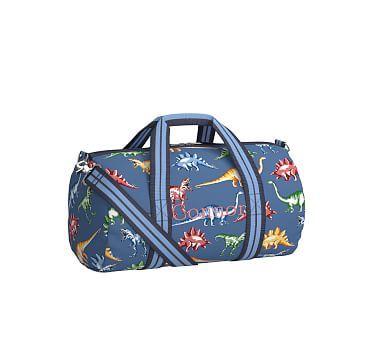 9ceaab725965 Mackenzie Blue Multicolor Dino Duffle Bag