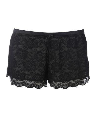 Gina Tricot -Saga lace shorts