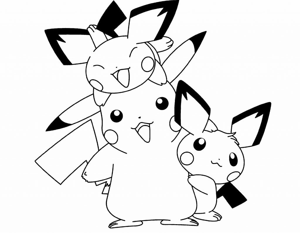 Pokemon Coloring Pages For Kids And Teens Pikachu Coloring Page Pokemon Coloring Pages Family Coloring Pages