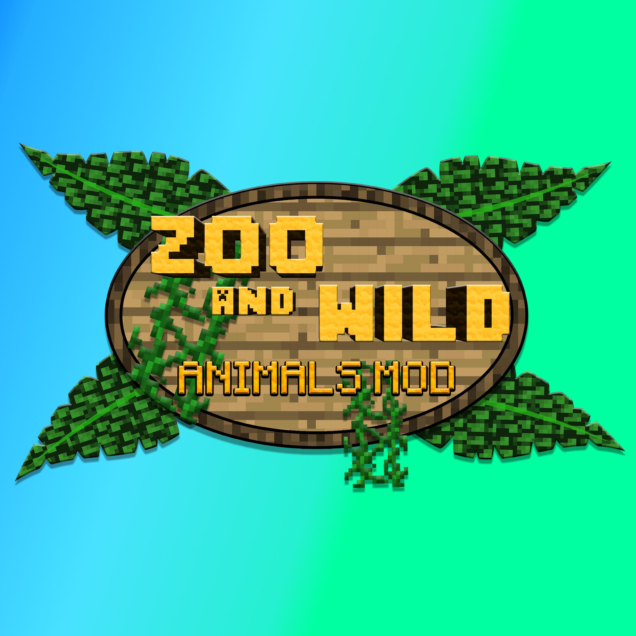 Zoo & Wild Animals | Minecraft 1 13 Mods