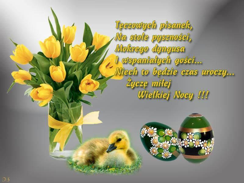 Znalezione Obrazy Dla Zapytania Zyczenia Swieta Wielkanocne Place Card Holders Easter