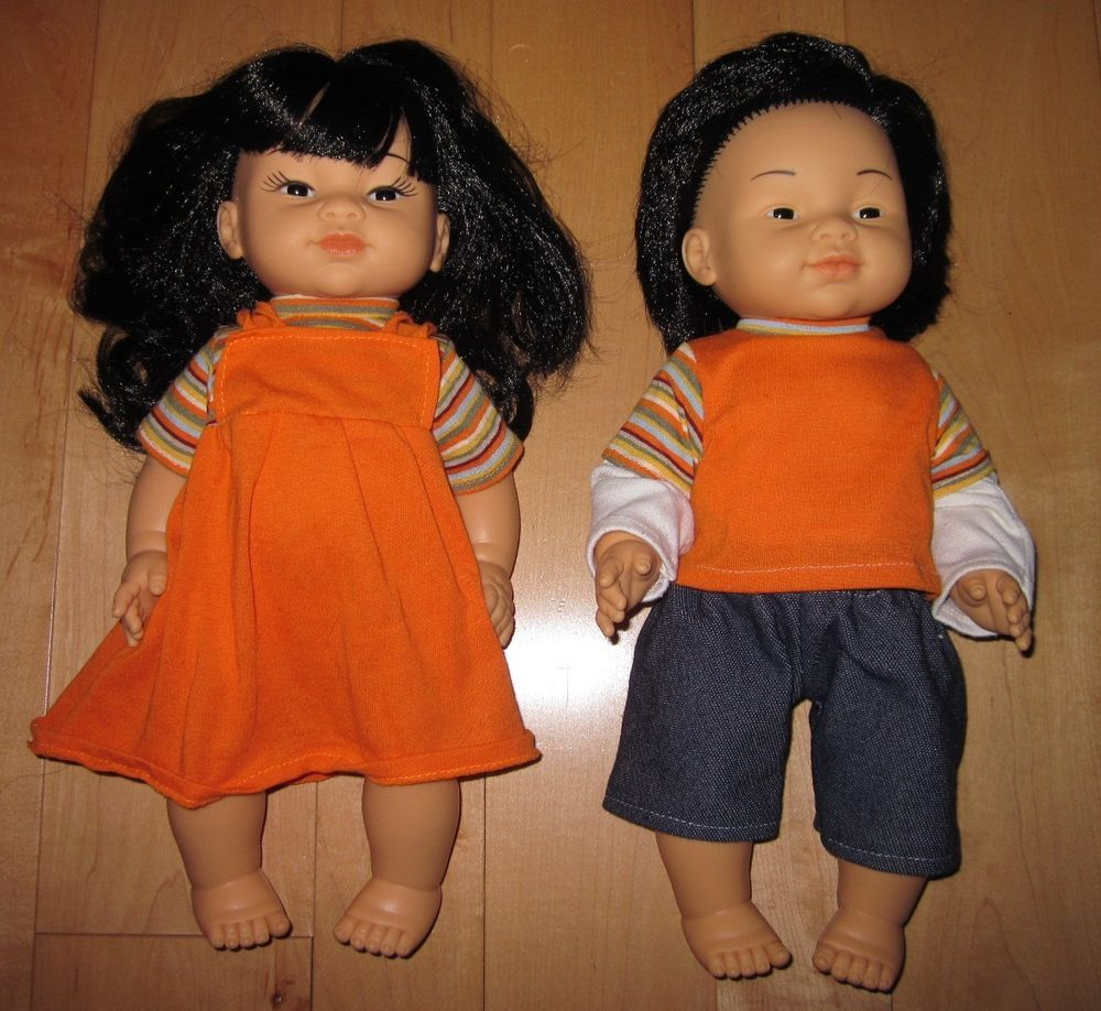 Details about Toyse Made In Spain Twin Baby Babies Boy Girl Spanish Dolls Kid Doll 14 #spanishdolls