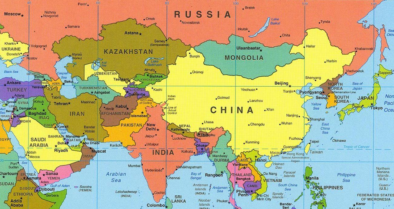Asian north east ny pa nj