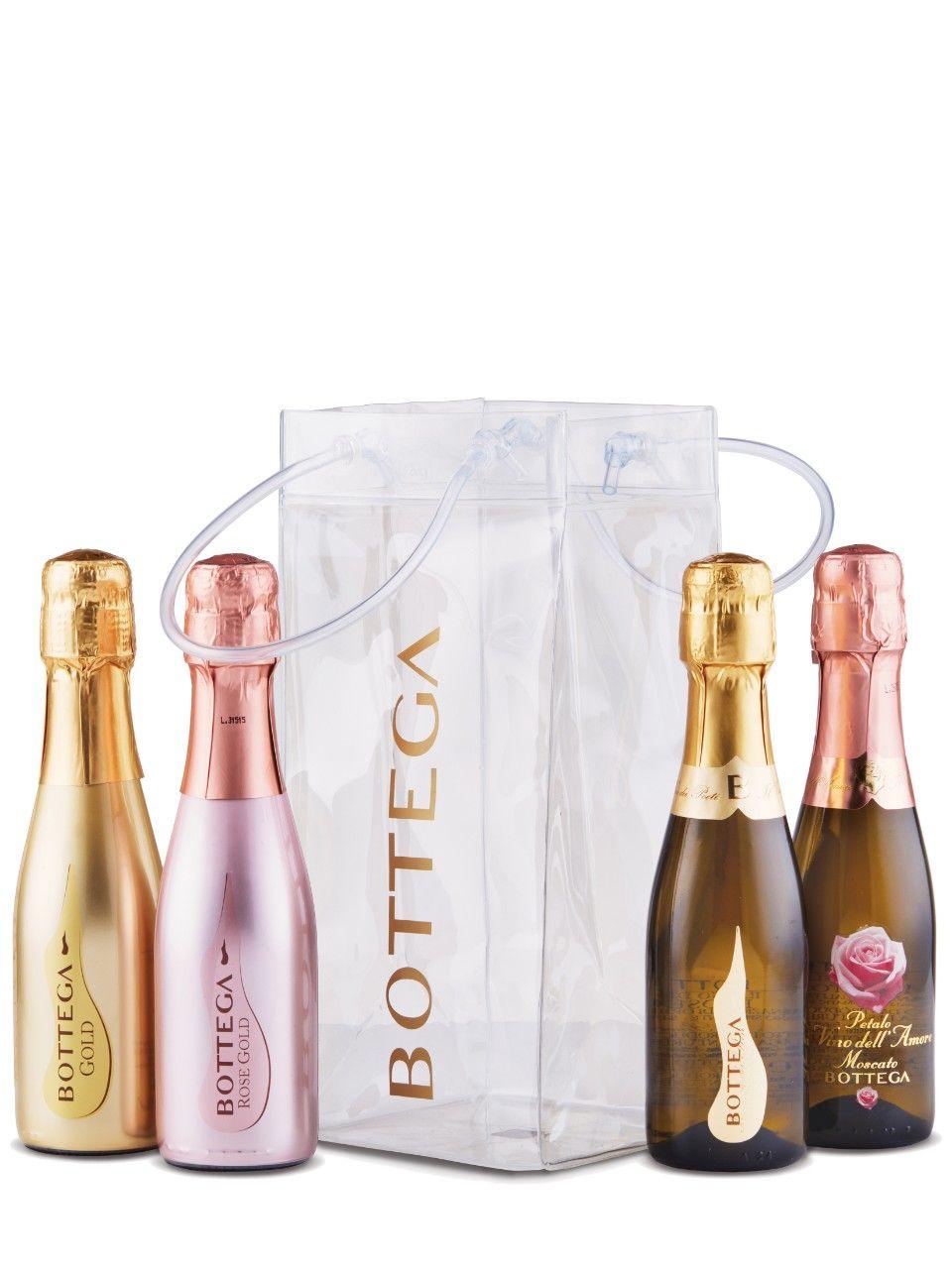 Image for bottega mini sparkling icebag set 4x200 from