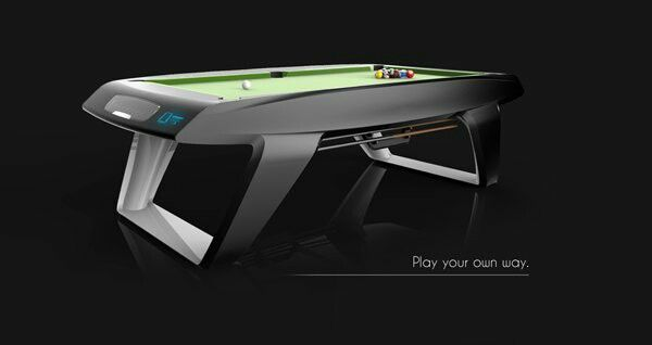 Electronic Pool Table Pool Tables Pinterest Pool Table - Electronic pool table