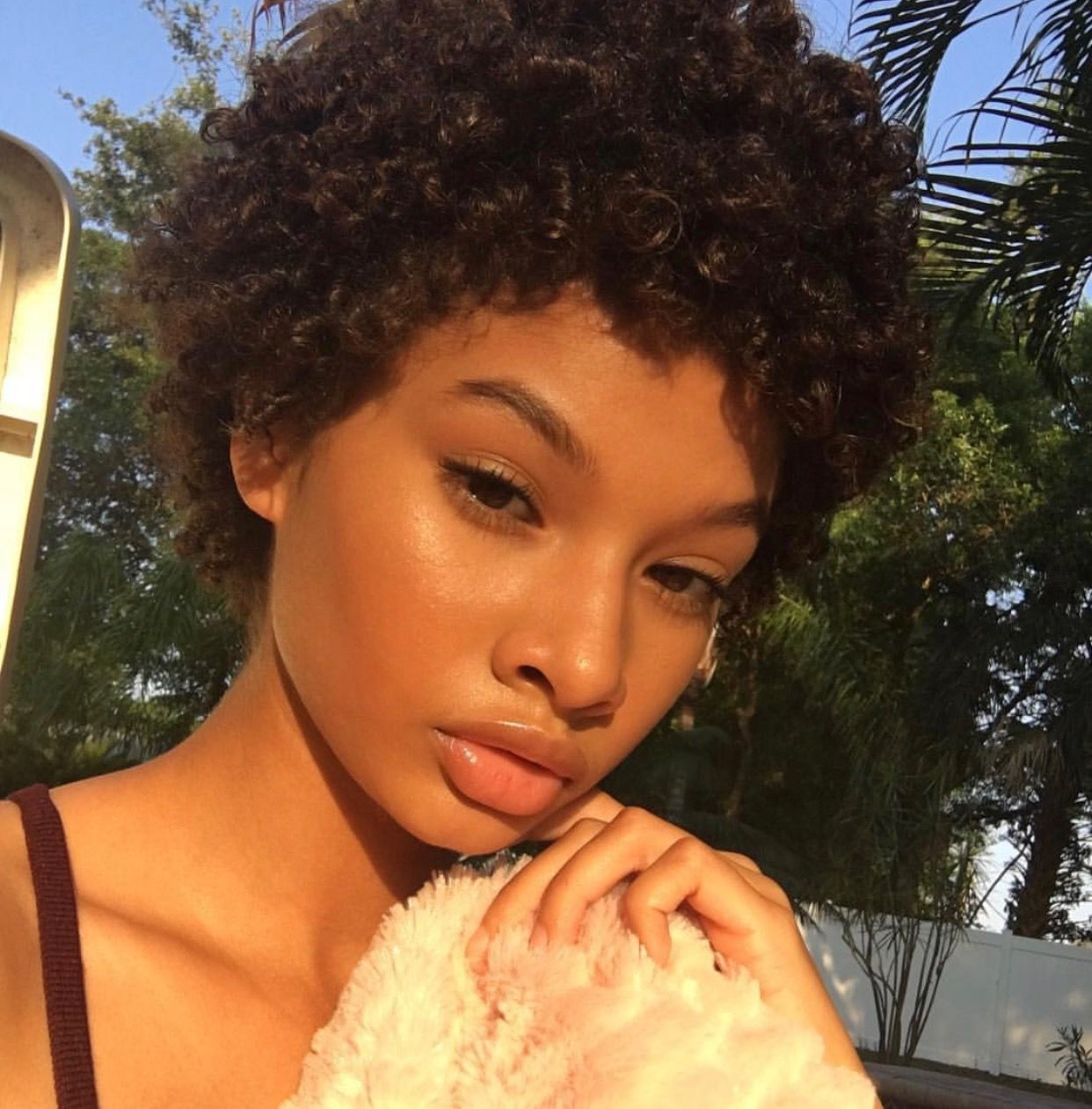 Pintrest Lizzbethhxv Big Chop Hairstyles Afro Wedding Hairstyles Black Natural Hairstyles