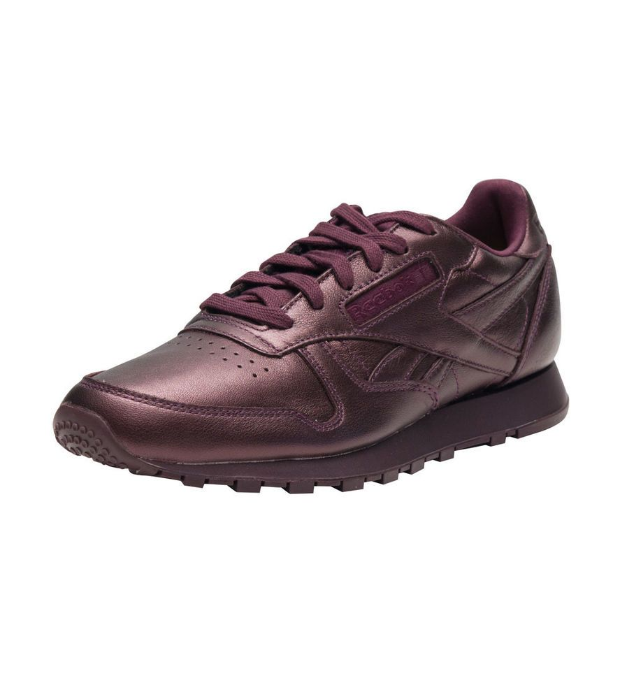 ad732b982 Reebok BD1491 Women's Classic Leather Face Fashion Sneaker Ambition ...