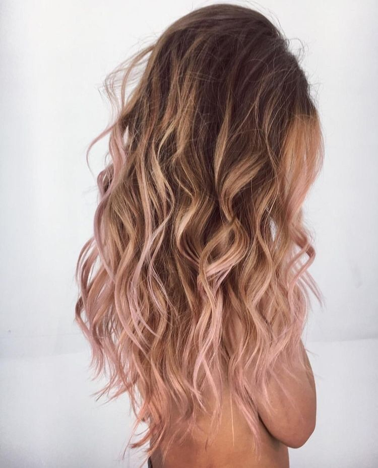10 stunningly beautiful Rose Gold Hair styles (pin now, read later!)