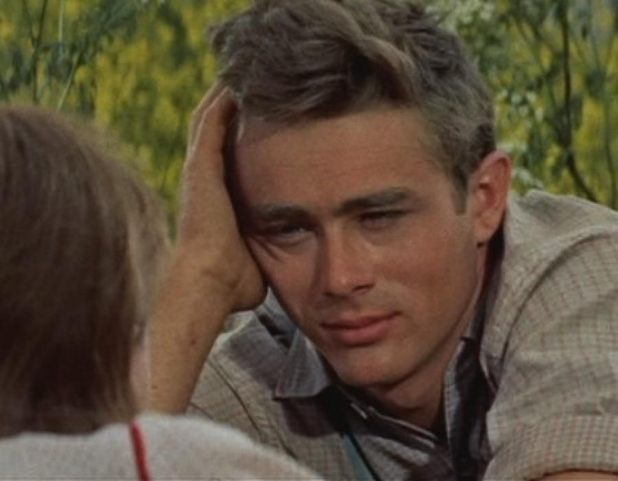 "James Dean as Cal Trask in ""East Of Eden"". (WB- 1955"