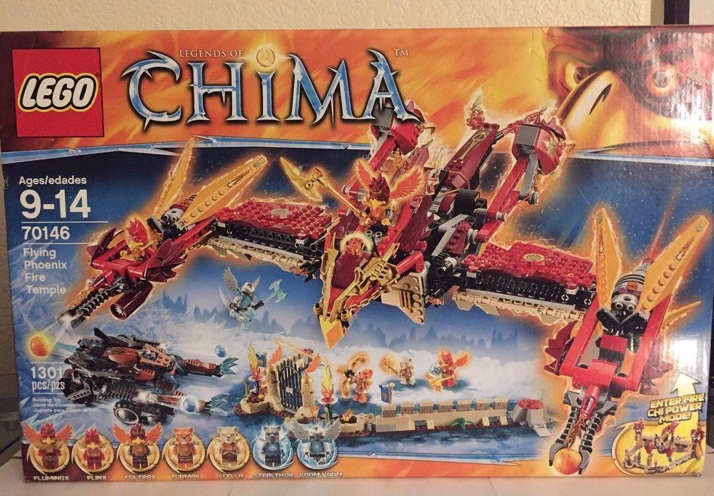 Of Chima Lego Temple70146lego Flying Fire Legends Phoenix rthQsd