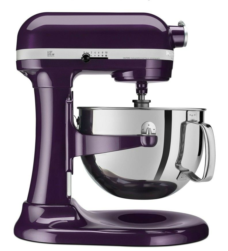KitchenAid Professional 600 Series KP26M1XER Bowl-Lift Stand Mixer - bosch küchenmaschine 600 watt