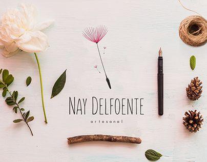 Nay Delfoente | Calçados artesanais | Branding http://be.net/gallery/31444773/Nay-Delfoente-Calcados-artesanais