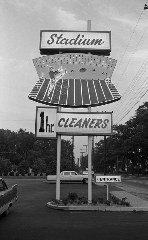 Historic+Photos+of+Greenville+NC | Special Collections Staff Picks » Stadium Cleaners, Greenville, NC