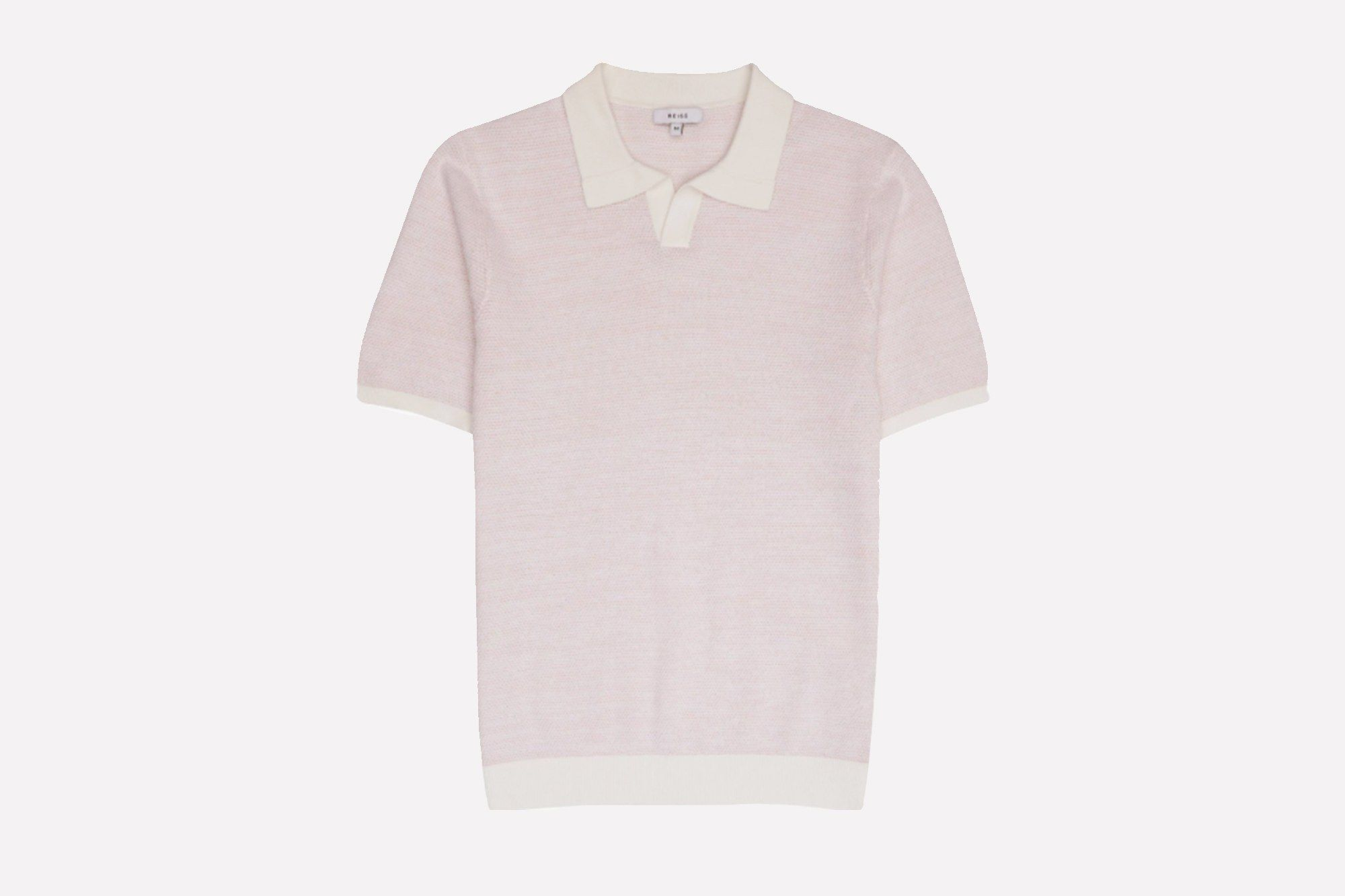 Make Pale Pink Your New Neutral Outdress Everyone Reiss And Polo