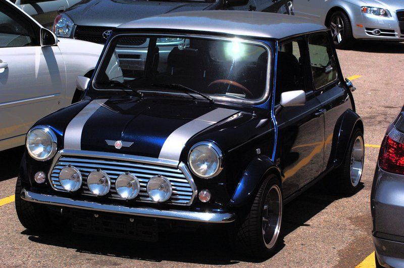 mini cooper classic  AUTO  Pinterest  Classic mini Classic and